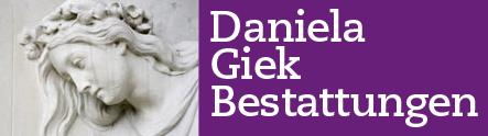 Daniela Giek Bestattungen